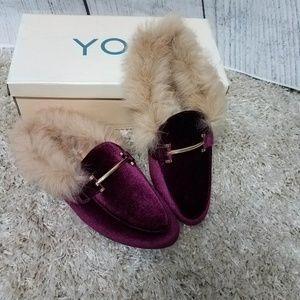 Yoki-Willas-23 Women's Flat Slippers